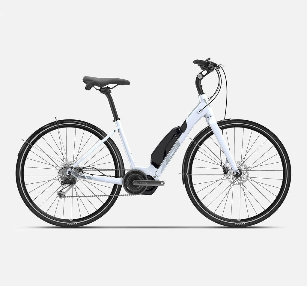 Devinci E-Griffin 6100 E-Bike in White