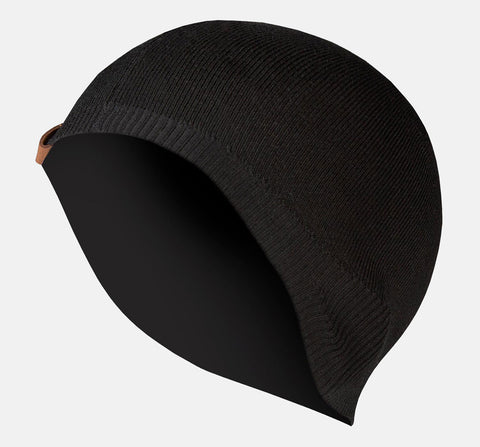 GREAZY MERINO WOOL CYCLING CAP