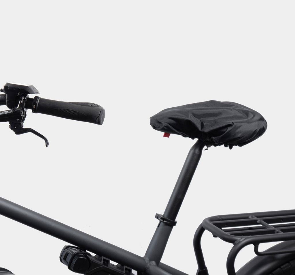 FAHRER Berlin Kappe XL Bicyle Seat Cover in Balck