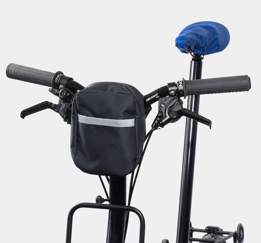 FAHRER Komplize Handlebar Bag for Brompton