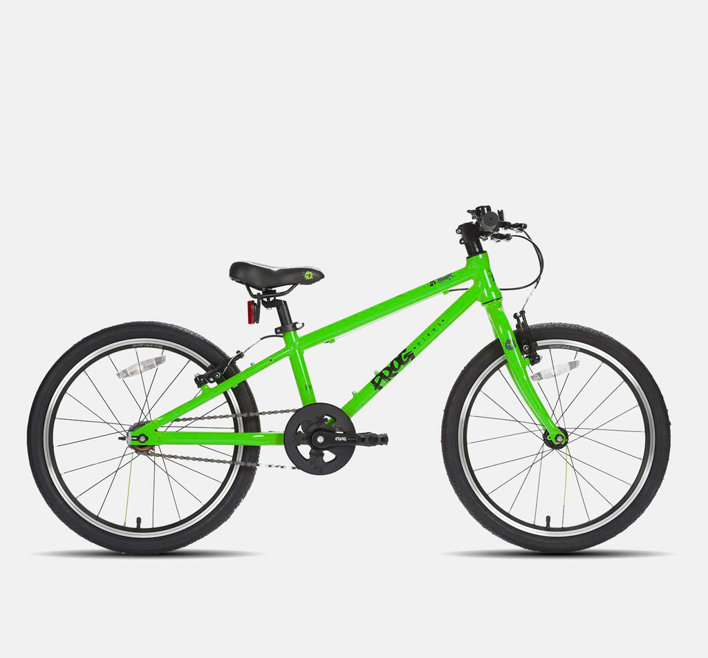 FROG FIRST PEDAL 52 SINGLE SPEED BIKE GREEN