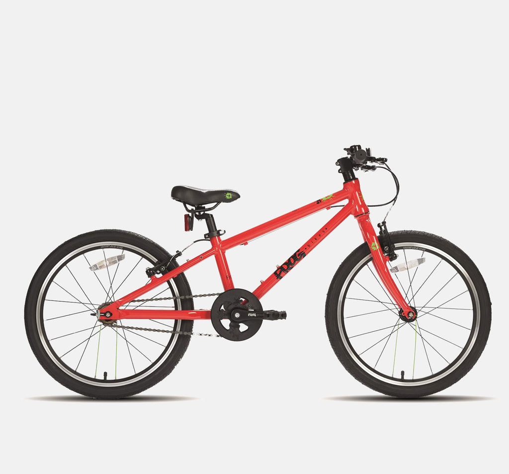 FROG FIRST PEDAL 52 SINGLE SPEED BIKE RED