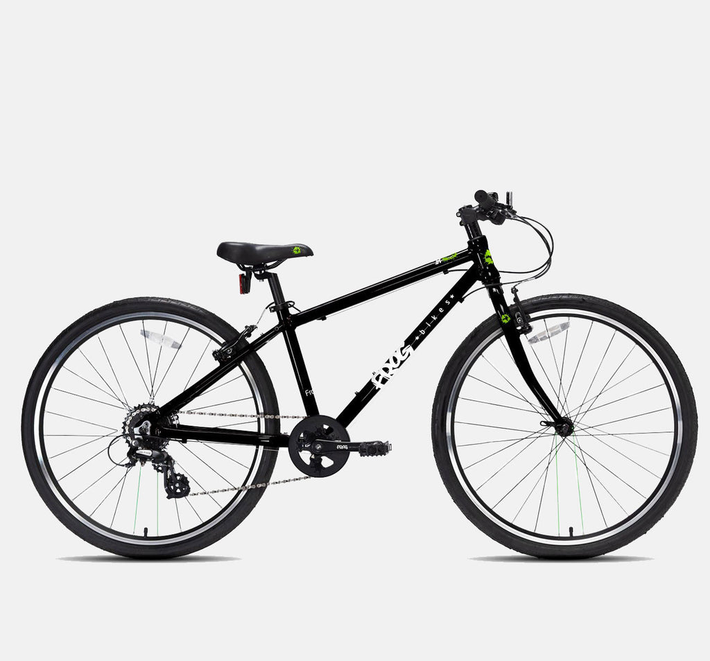 FROG KIDS BIKE HYBRID 69 CM IN BLACK