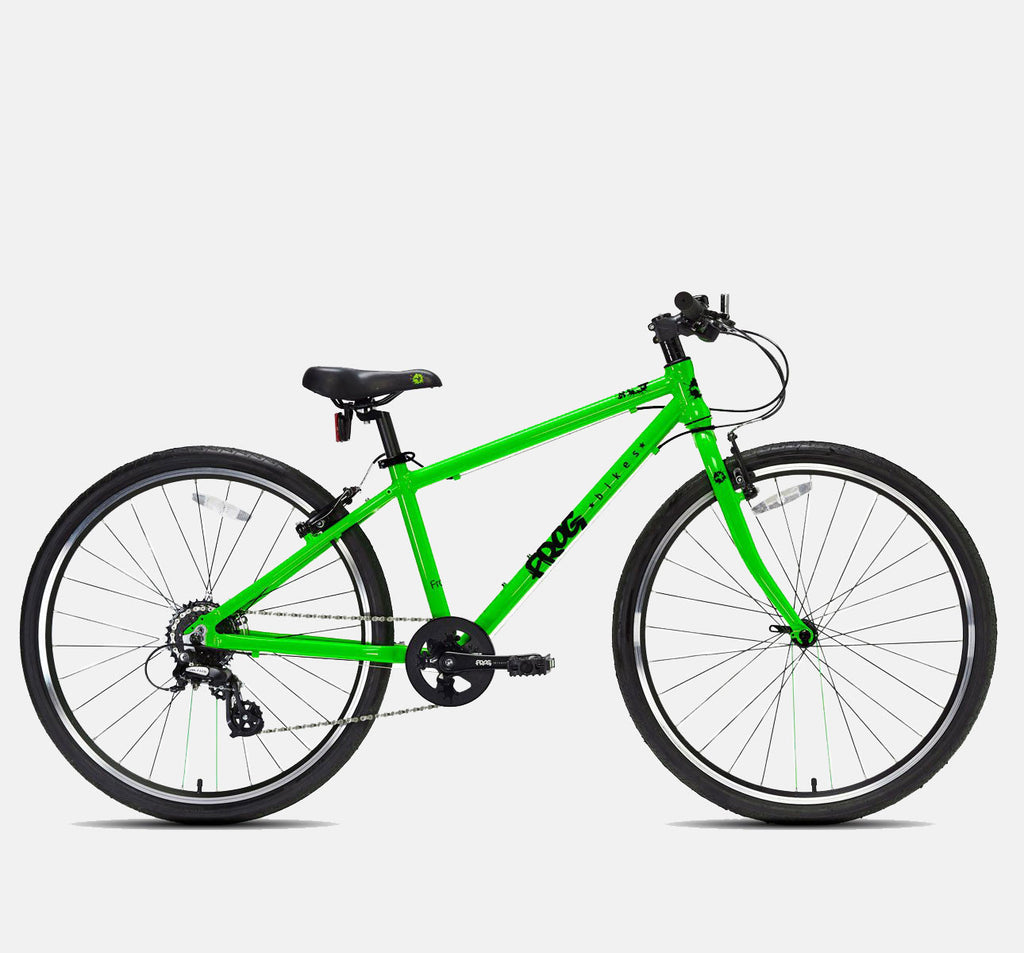 FROG KIDS BIKE HYBRID 69 CM IN GREEN