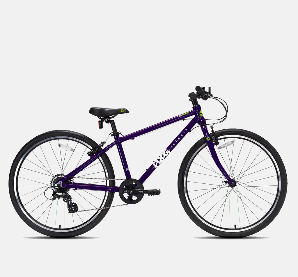 FROG KIDS BIKE HYBRID 69 CM IN PURPLE