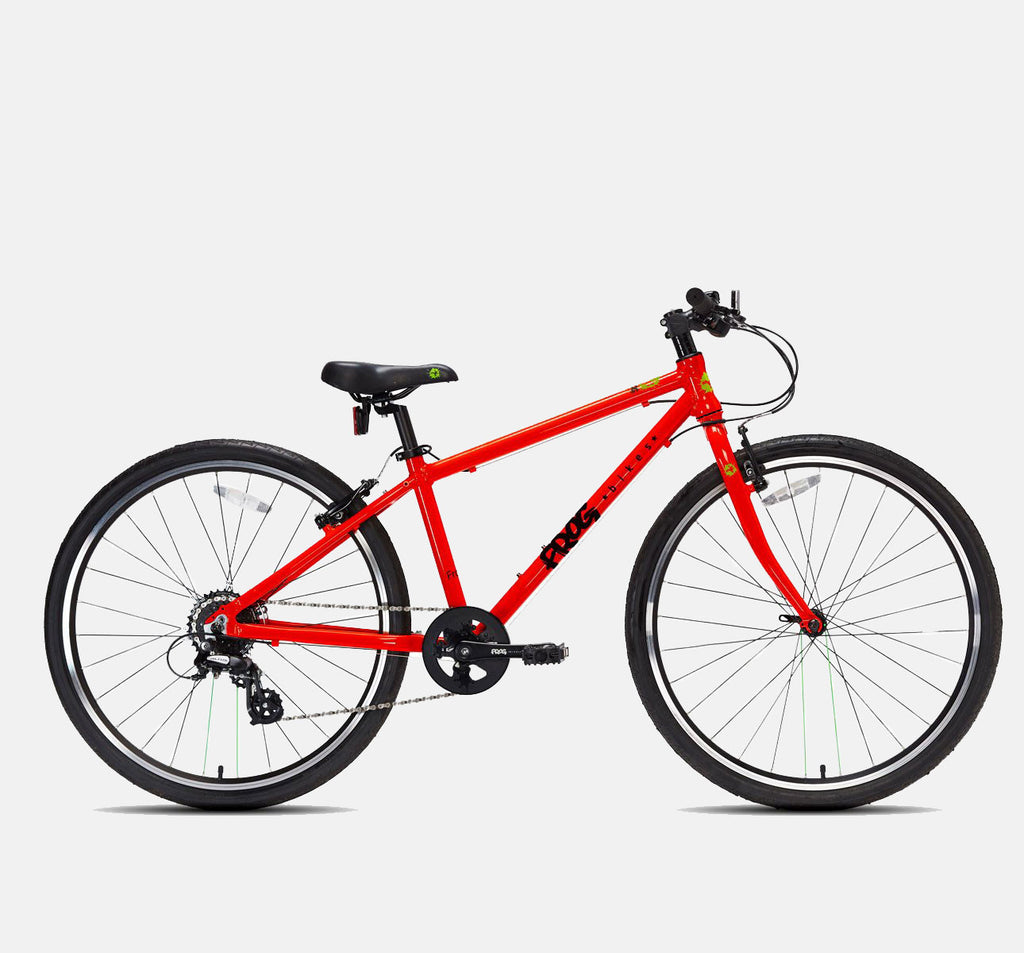 FROG KIDS BIKE HYBRID 69 CM IN RED