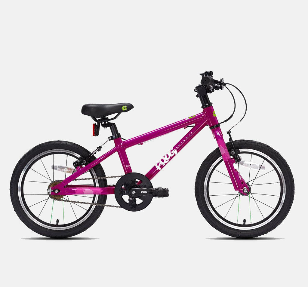 FROG  48 LIGHTWEIGHT ALUMINUM KIDS BIKE IN PINK