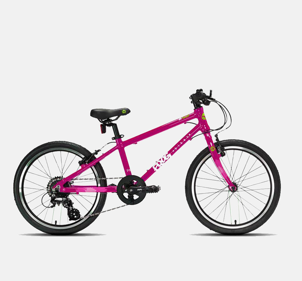 FROG 55 LIGHTWEIGHT KIDS BIKE IN PINK