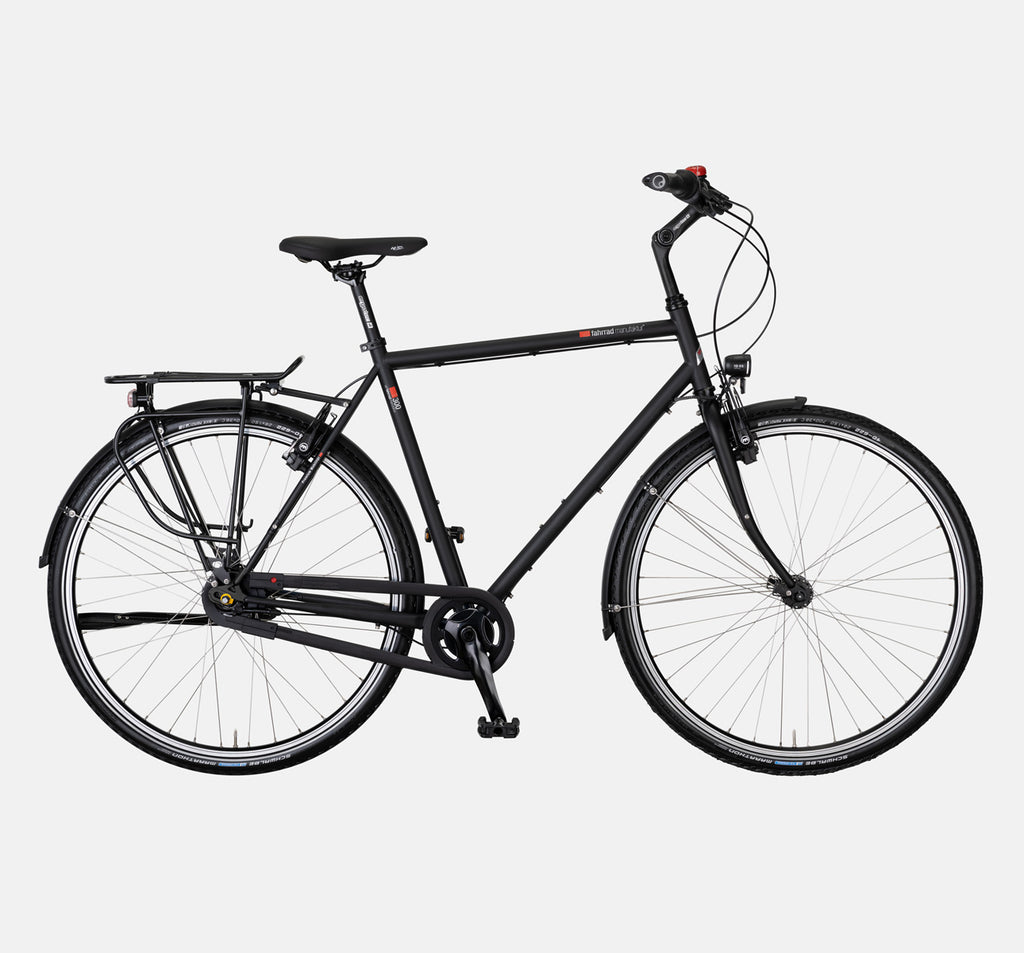 Fahrrad T-300 Roadster Nexus 8-Speed with Hydraulic Rim Brakes