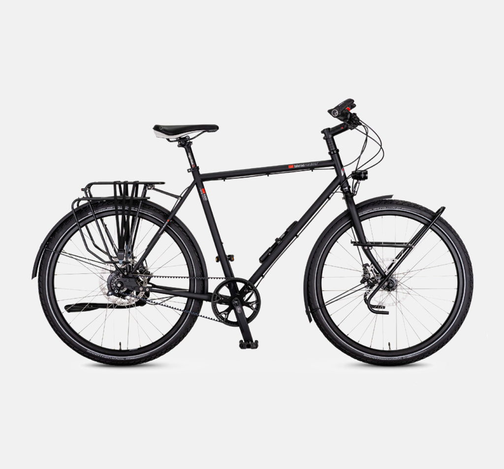 Fahrrad TX-1000 Roadster City Touring Bike with Rohloff 14-Speed Hub and Hydraulic Disc Brakes