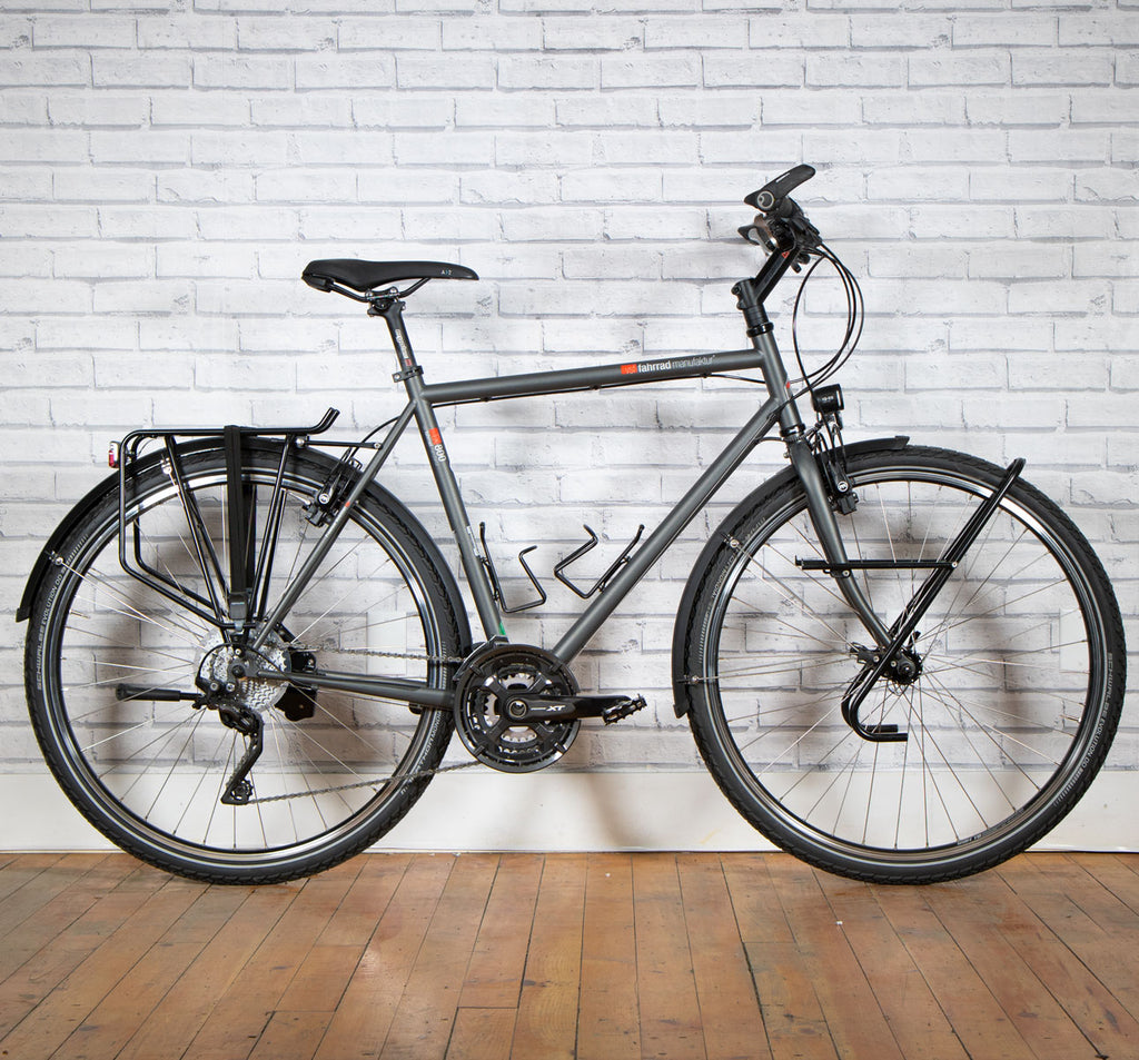 VSF Fahrradmanufaktur TX-800 Touring Bicycle - Deore XT 30sp with Hydraulic Disc Brakes