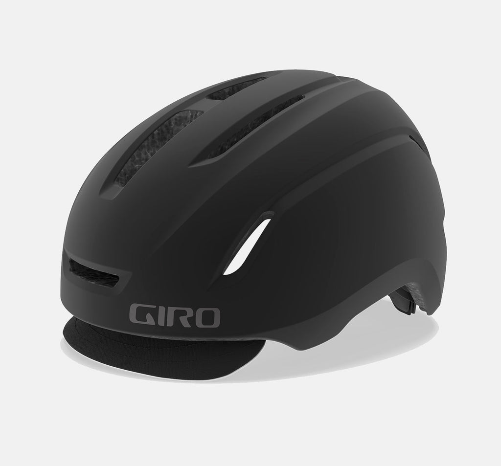 Giro Caden MIPS Urban Bicycle Helmet in Matte Black