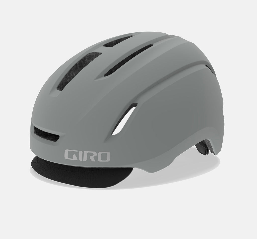 Giro Caden MIPS Urban Bicycle Helmet in Matte Grey