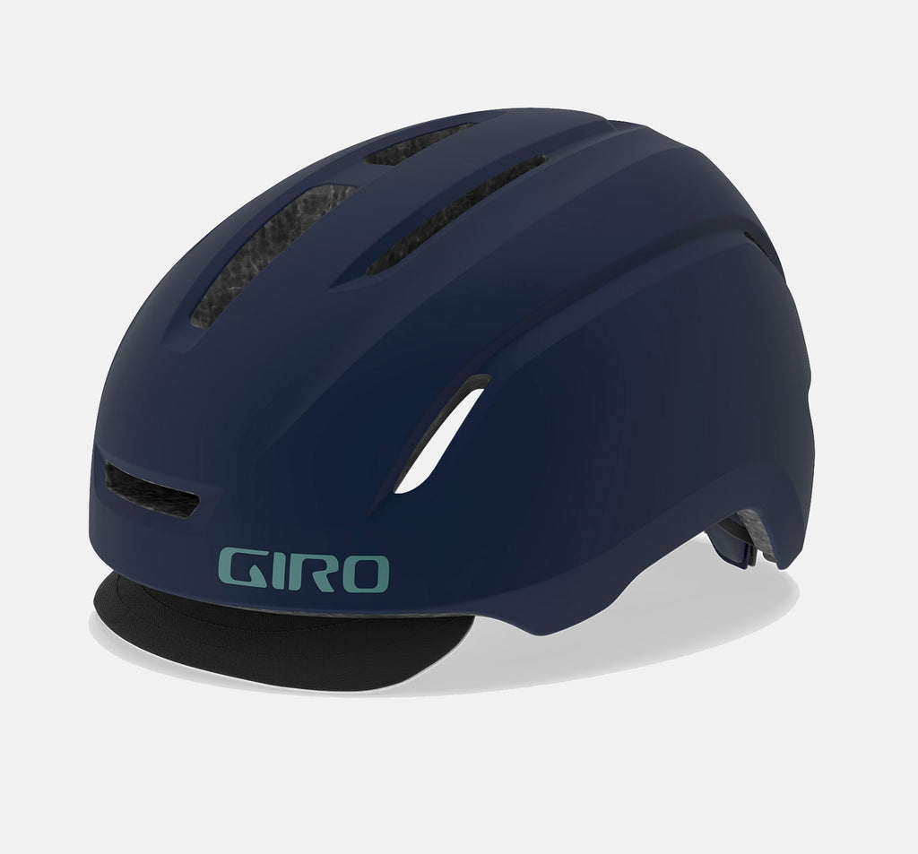 Giro Caden MIPS Urban Bicycle Helmet in Matte Midnight Blue