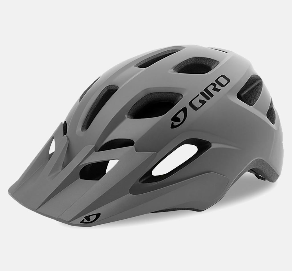 Giro Fixture Recreational Bike Helmet - Matte Grey