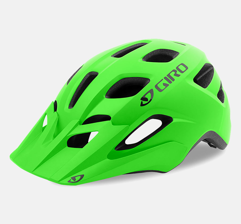 Giro Tremor Youth Small Fit Helmet - Bright Green