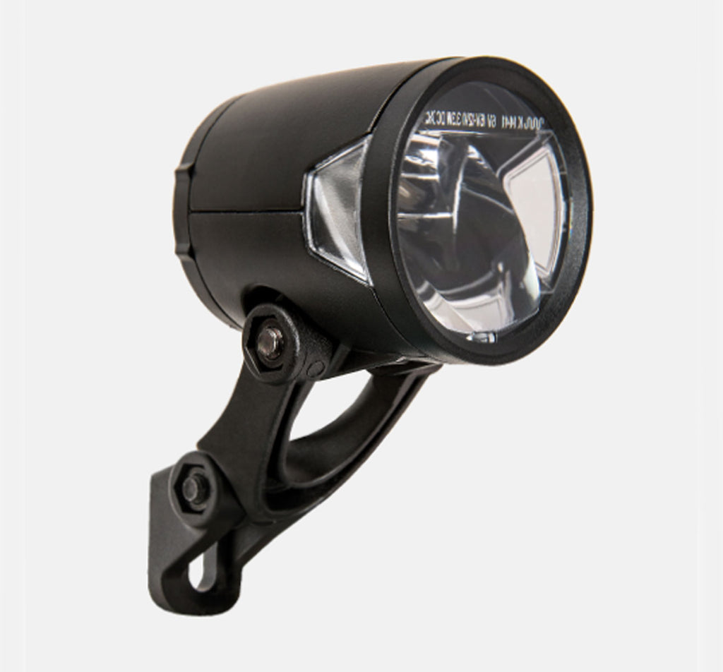Herrmans H-Black MR8 E-Bike Front Light 6-12V DC