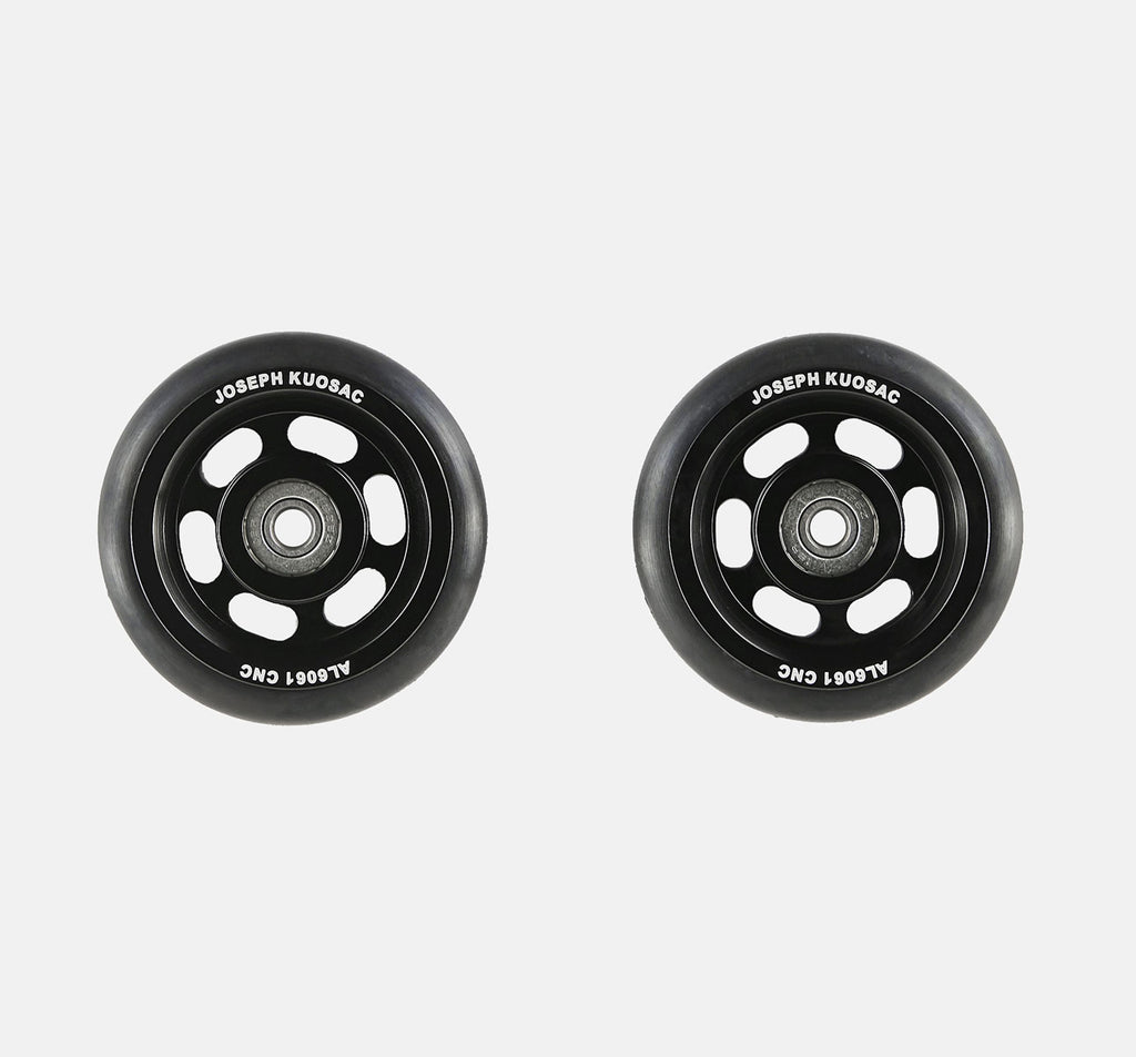 Joseph Kuosac Easy Wheels Lite Aluminum in Black