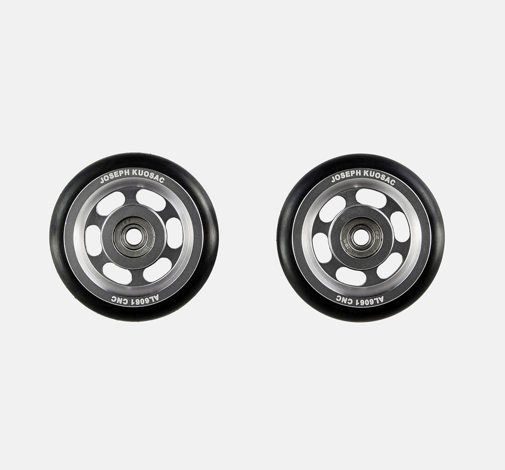 Joseph Kuosac Easy Wheels Lite Aluminum in Silver