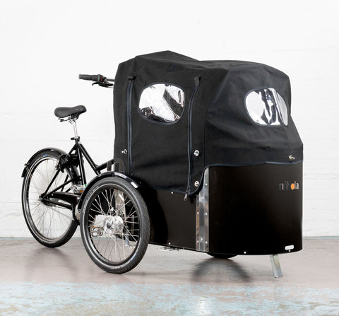 BULLITT - BIKE WITH CARGO PACK