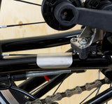 NOV Design Titanium Scratch Guard for Brompton Bikes
