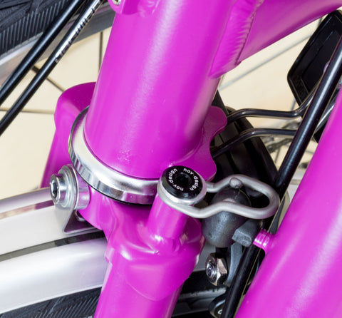 CARBON CABLE FENDER DISC - TI BOLT