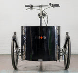 Nihola Low Easy Access Cargo Trike - Front View