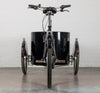 Nihola Low Cargo Tricycle - Rear View