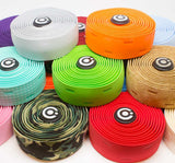OCTTO GEL HANDLEBAR TAPE ASSORTED COLOURS