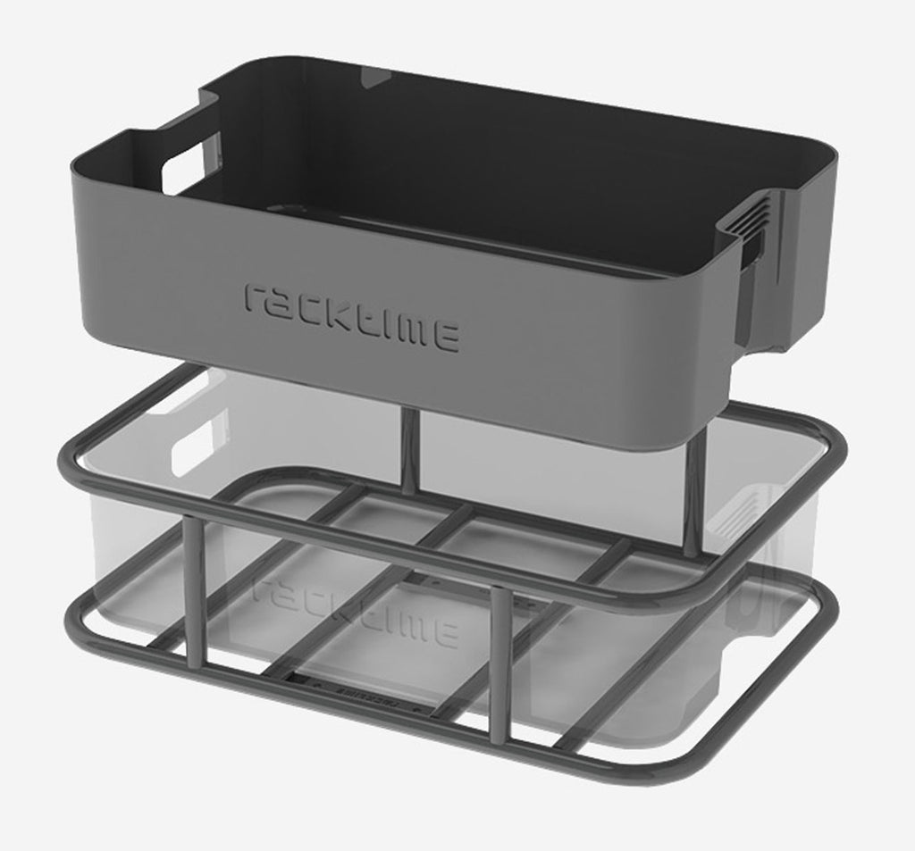Racktime Boxit Large Rear Carrier with Removable Box