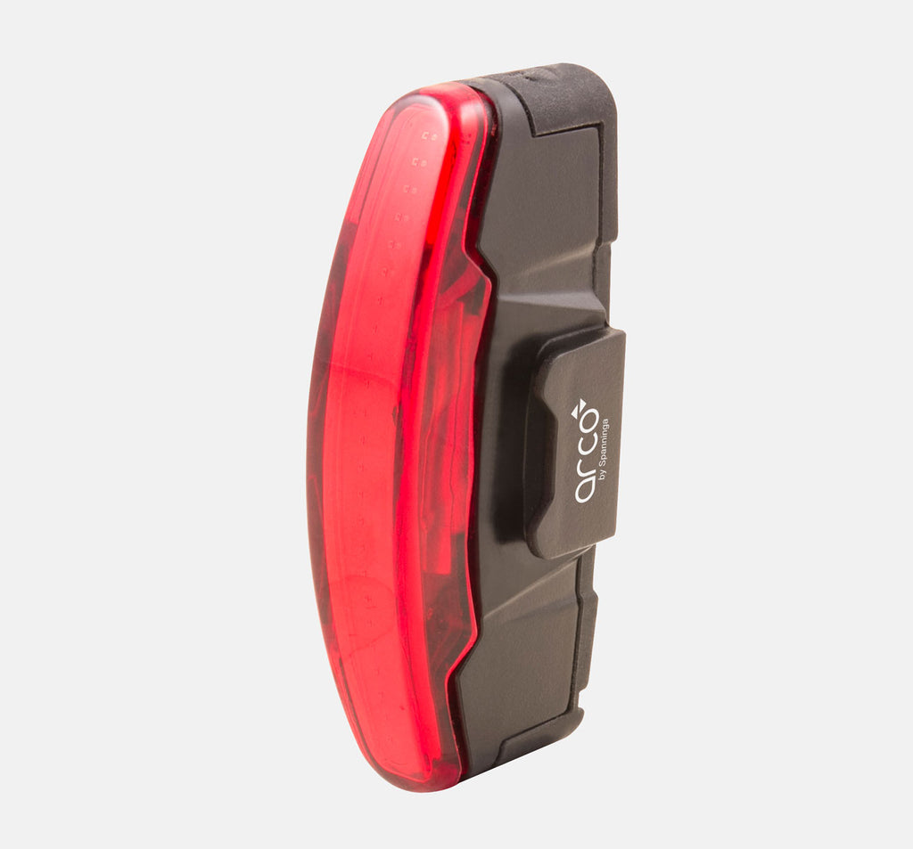 SPANNINGA ARCO 30 LUMENS USB REAR LIGHT