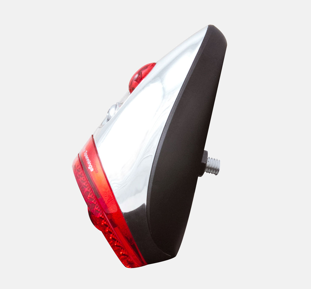 SPANNINGA NR 9 FENDER MOUNT DYNAMO REAR LIGHT