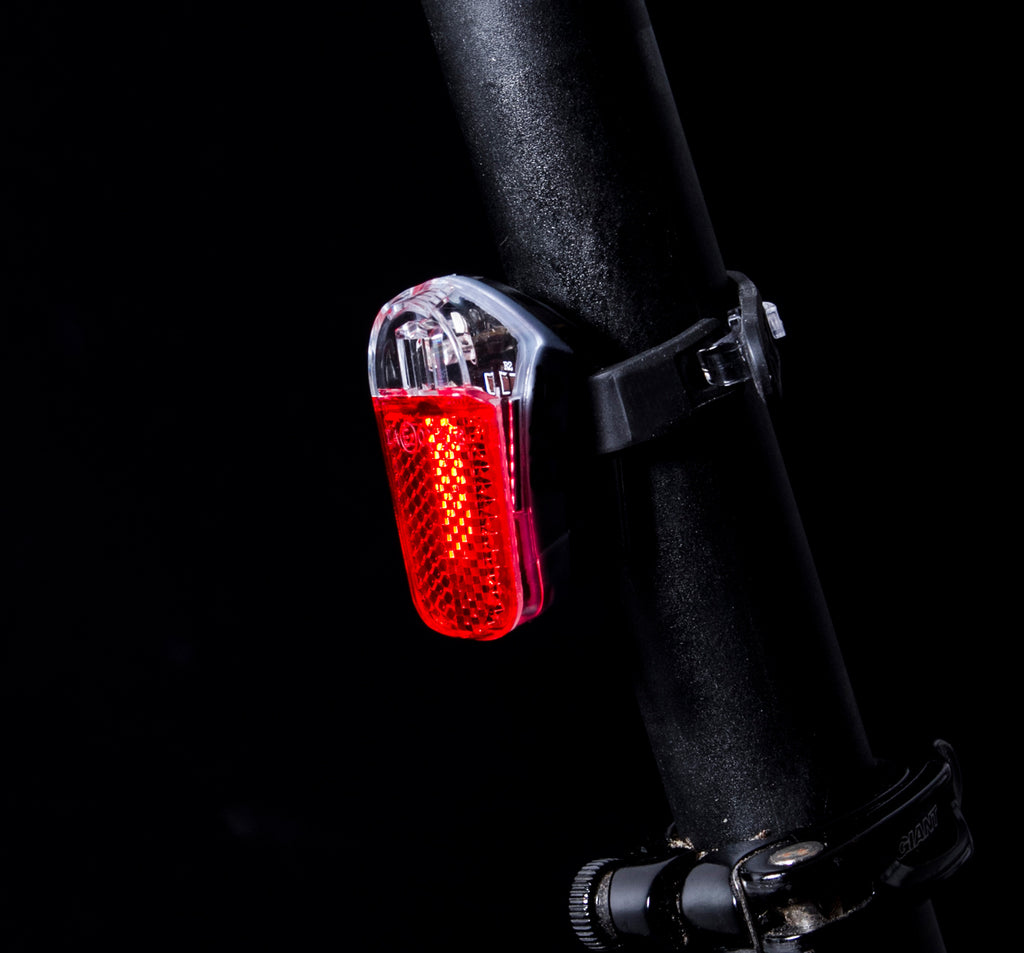 SPANNINGA PIXEO SEAT POST MOUNT USB RECHARGEABLE REAR LIGHT