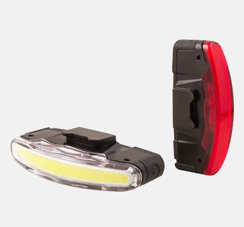 SWINGO BOLT-ON FRONT BATTERY LIGHT