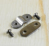 Ti Parts Workshop Titanium Fender Anchor Stay Bolt in Titanium for Brompton