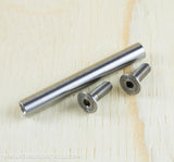 TPW TITANIUM HINGE BUSH AND SPINDLE KIT FOR BROMPTON REAR TRIANGLE