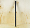 TI PARTS WORKSHOP TITANIUM STANDARD SEATPOST IN BLACK FROSTED