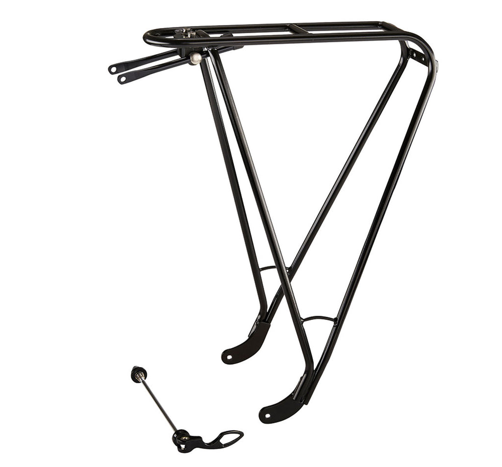 "Tubus Disco Rear Pannier Rack in Black for 28"" Wheels"
