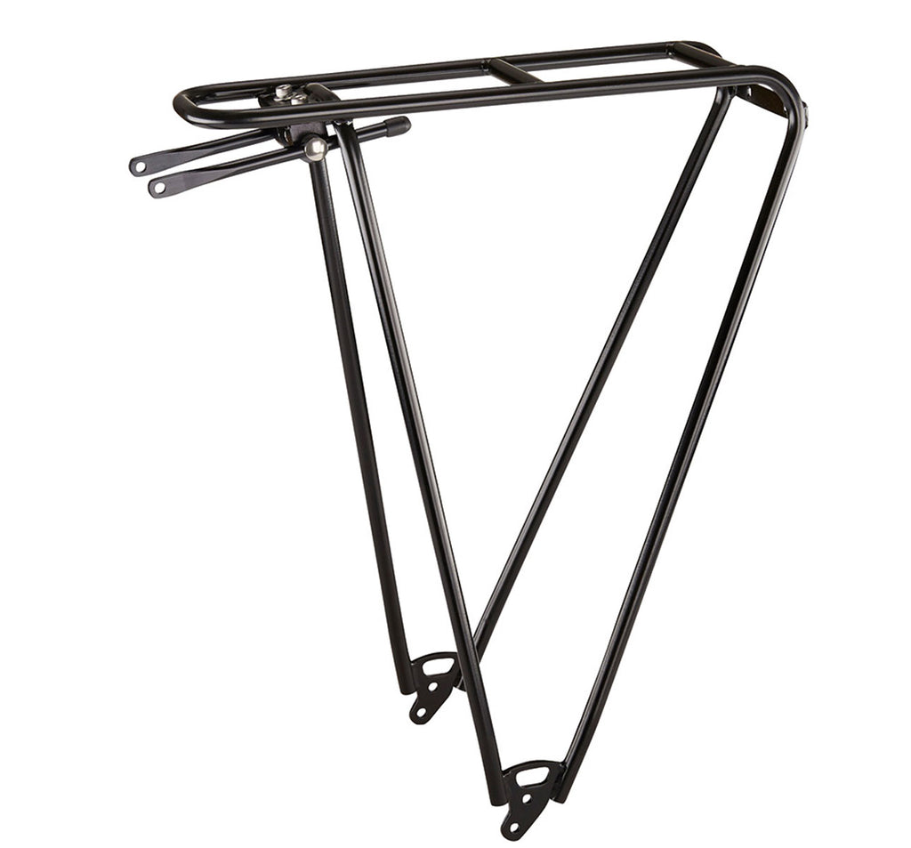 "Tubus Vega Classic Rear Pannier Rack for 29"" Wheels in Black"
