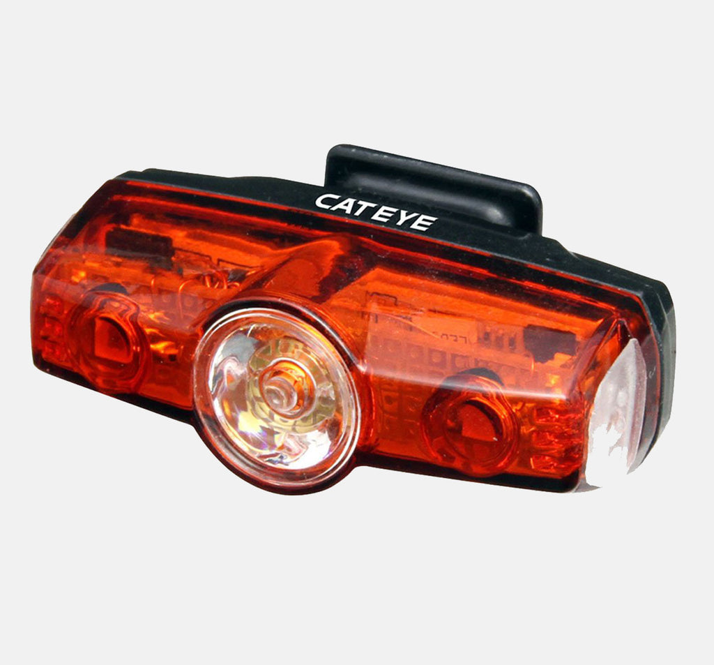 Cateye Rapid Mini USB Rear Bicycle Light