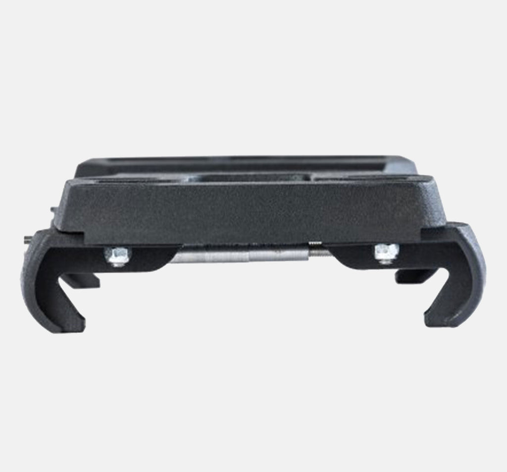 Basil MIK Rear Luggage Carrier Plate - Profile View