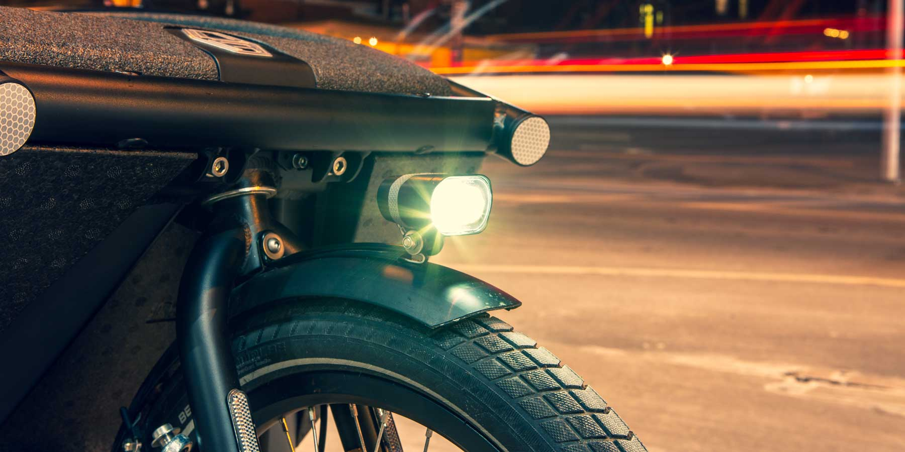 E-Bike Lighting
