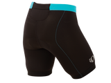 Pearl Izumi Select Triathlon Short - Womens - Black with Scuba Blue - Med & Sm Only