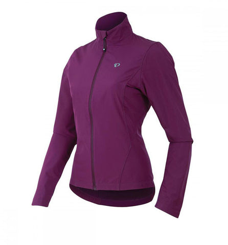 Pearl Izumi Womens Select Thermal Barrier Jacket - Purple