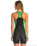 Zoot Womens Performance Tri Racesuit - Tribal Print
