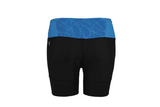 "Zoot Womens Performance Tri 6"" Short - MaliBlue Static (S and XL only)"