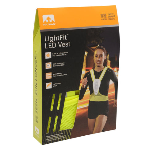 Nathan LightFit LED Vest