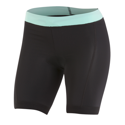 Pearl Izumi Select Triathlon Short - Womens - Black with Mint