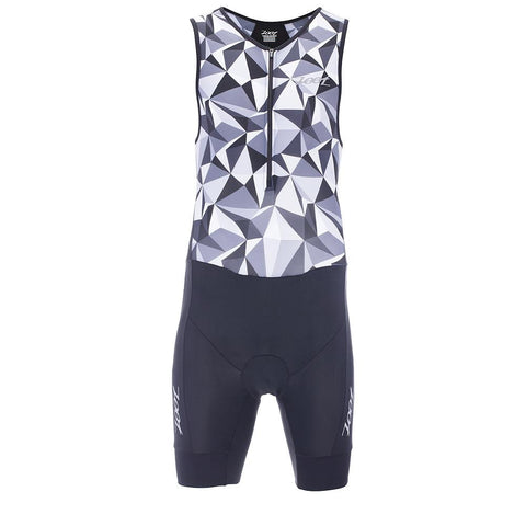 Zoot Mens Performance Tri Race Suit - Black Camo - XL only