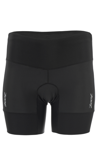 "Zoot Womens Performance Tri 6"" Short - Black (Small only)"